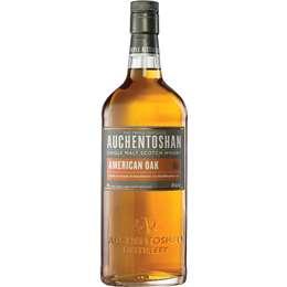 Spirits Whisky Auchentoshan Scotch Whiskey American Oak 700ml bottle